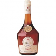 Dom B & B Liqueur G/Set 750ml