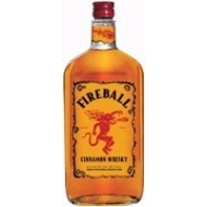 Fireball Cinnamon Whiskey 1.0L